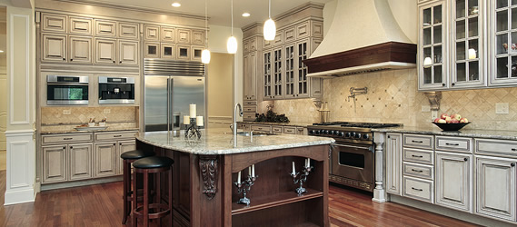 cabinets and countertop contractor