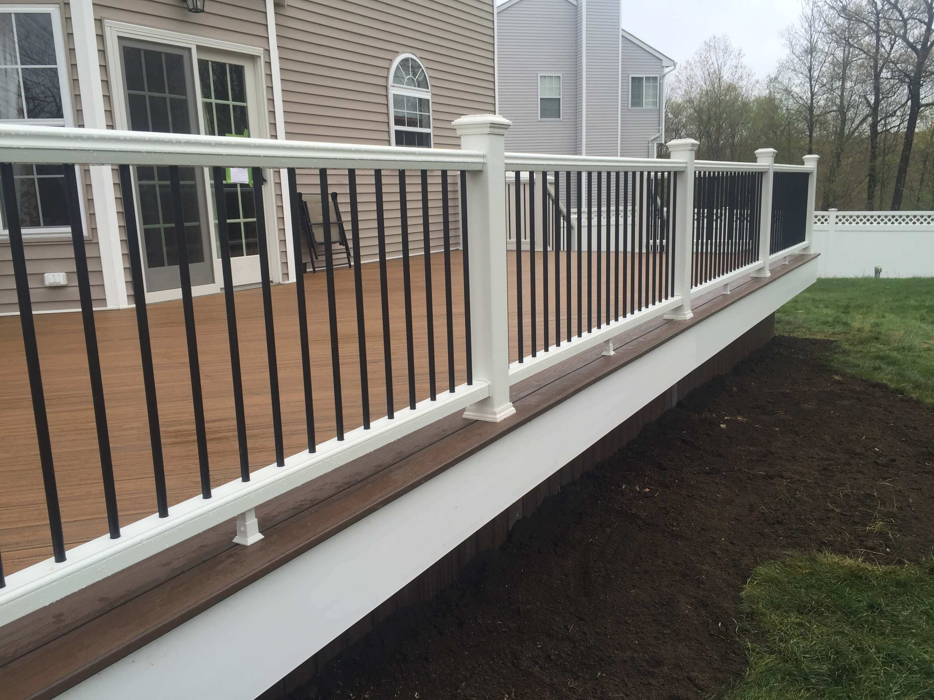 Everything is better with decking