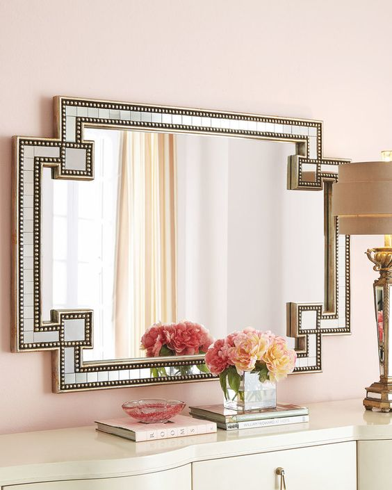 Classy mirrors can spice up any room interior