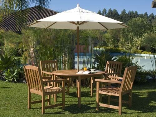 Exterior patio furniture for any home!