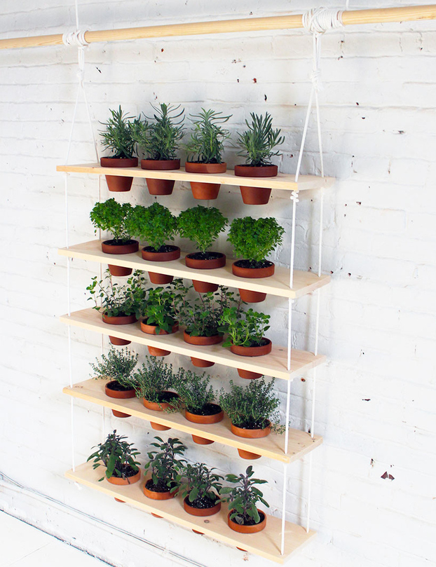 7 diy herb gardens sure to spice up your life