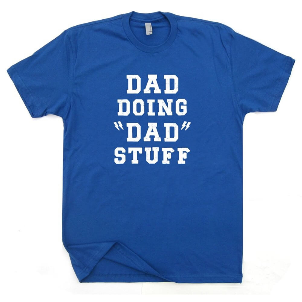 DIY T-Shirt for Dad!