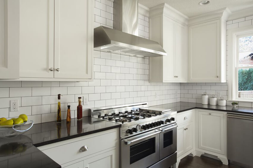 Subway tiles are making a big comeback.