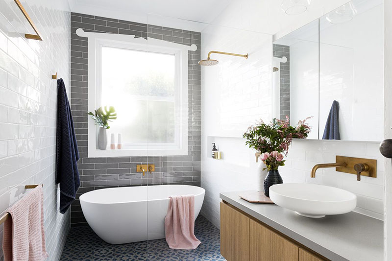 what to do with your bathroom this year