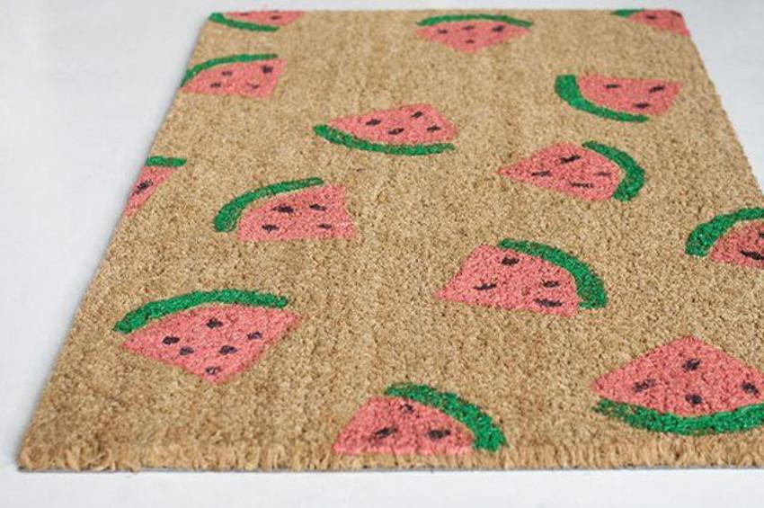 Simple Melon Rug
