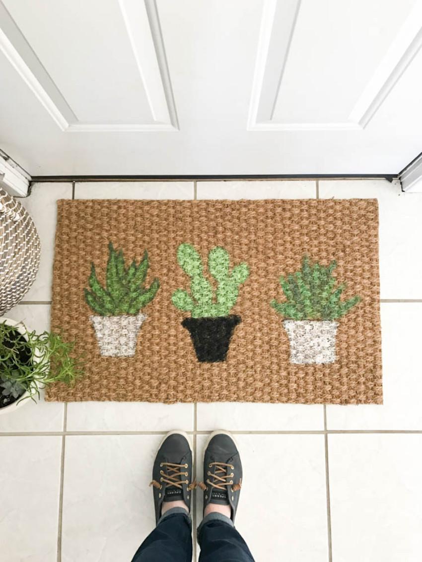 Plant Doormat