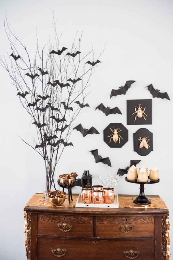Halloween decor doesn't have to be hard