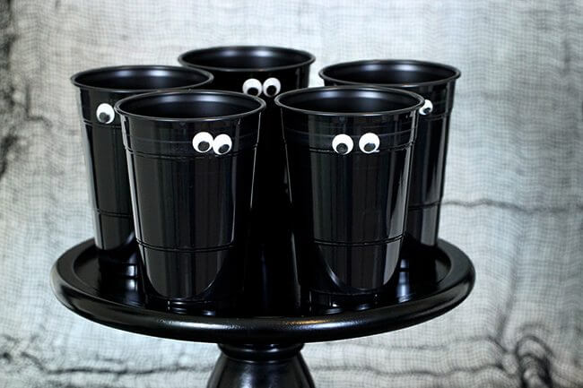 Cups for any Halloween get together