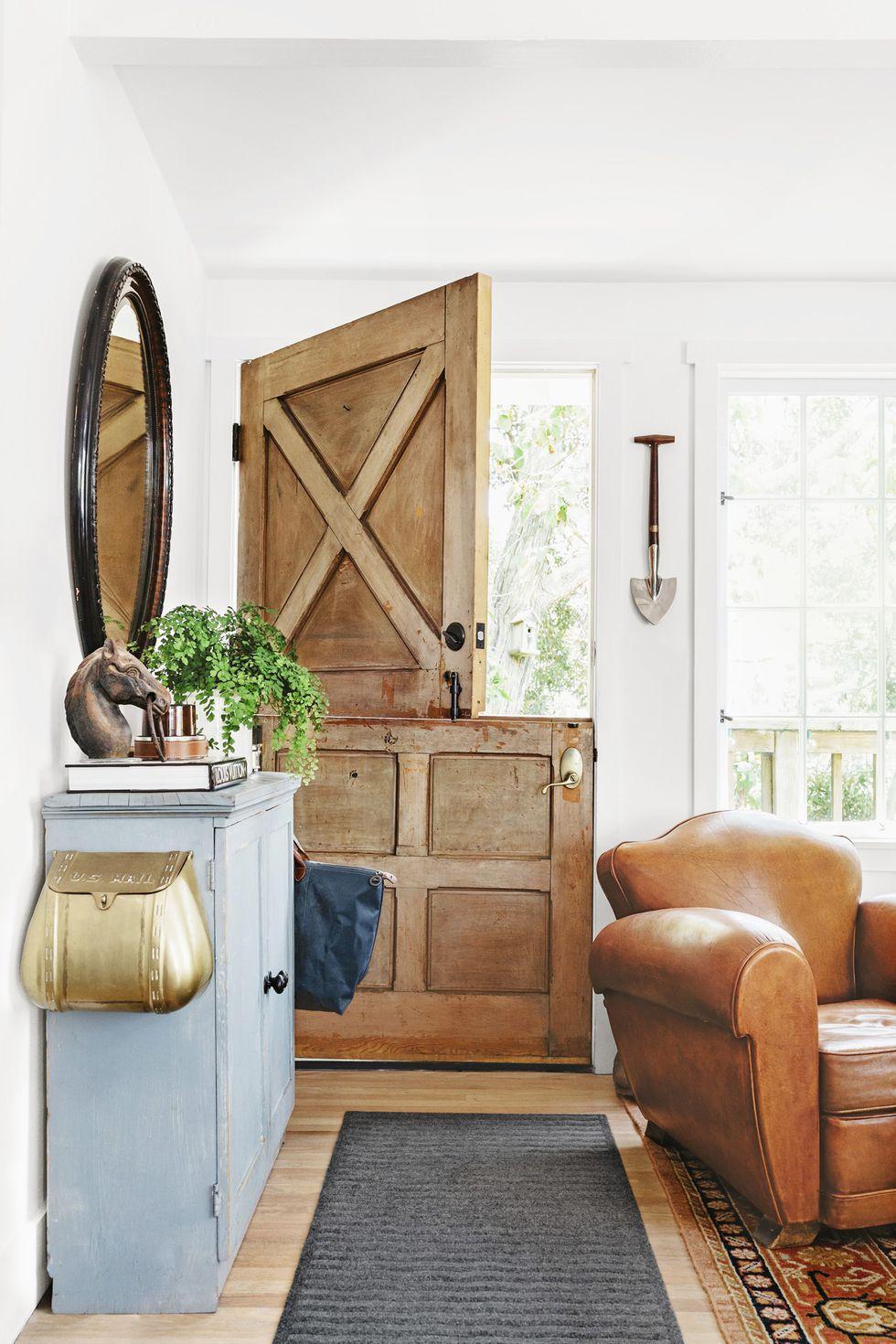 Farm Style Dutch Door