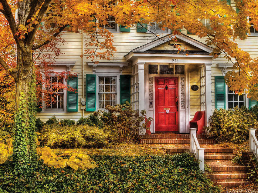 The best tips to get your home ready for fall!