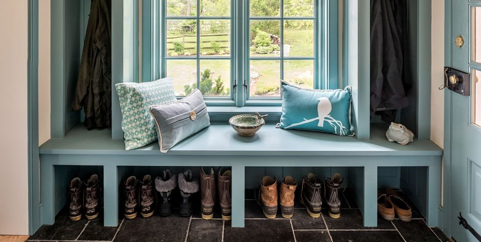 Top 8 Mudroom Storage and Decorating Ideas