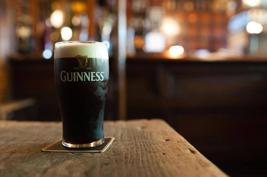 You can't forget Guinness on St. Patrick's Day!