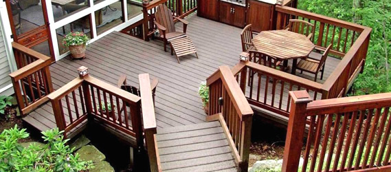 decks and porch contractor