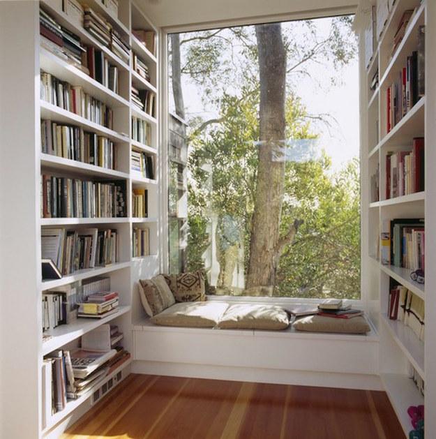 The room of eternal sunshine