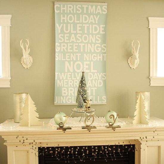 diy-christmas-mantel-pastel