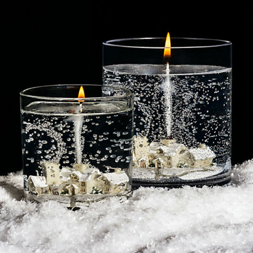 Have candles all over the house. Scented ones to make it smell like Christmas. Image Source: John lewis