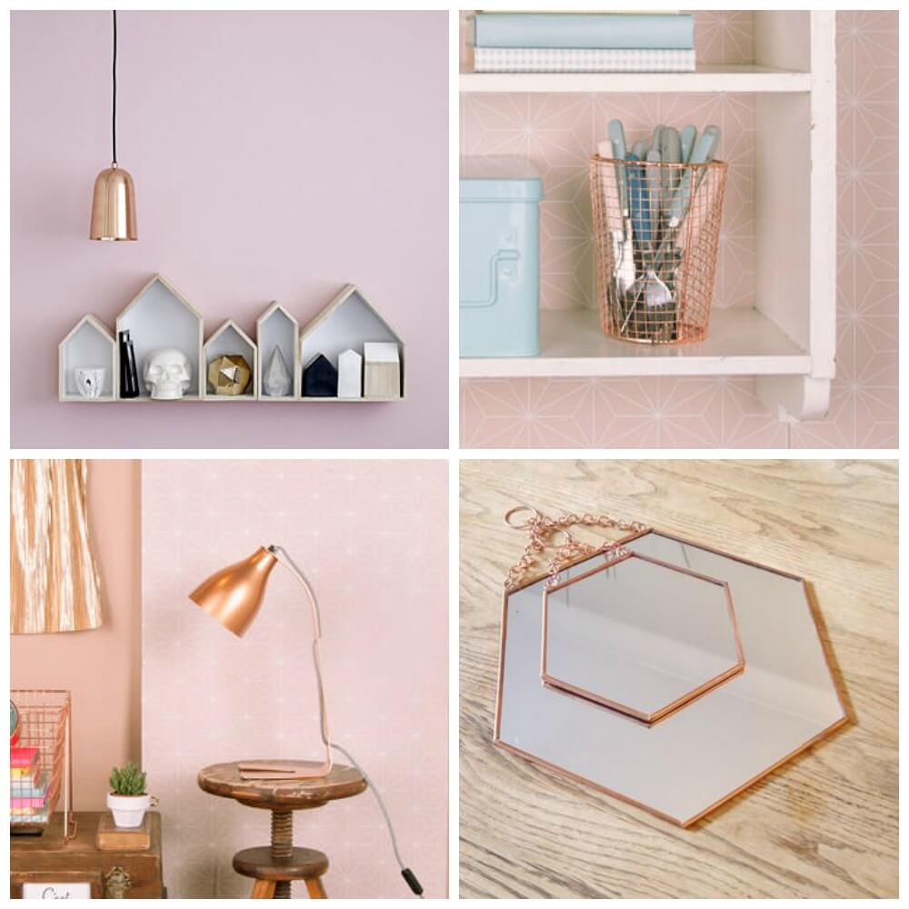 Home Decor Directory: How To Add Copper Accents To Your Home Decor