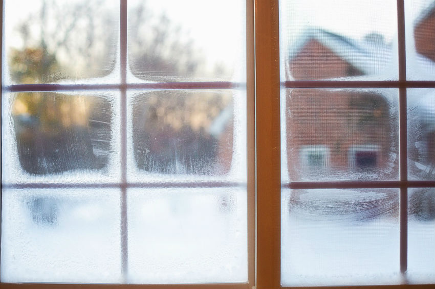 Getting windows and doors well sealed are primordial for Winter. Image Source: Spigga