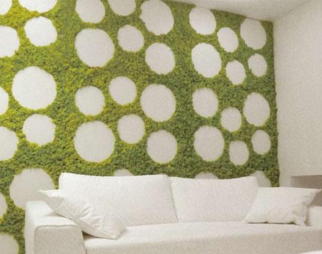 make a living wall
