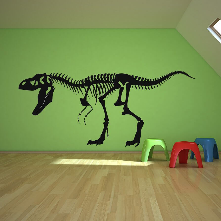 Colorful wall art decal ideas for kids. Source https://www.pinterest.com/pin/149885493821892401/