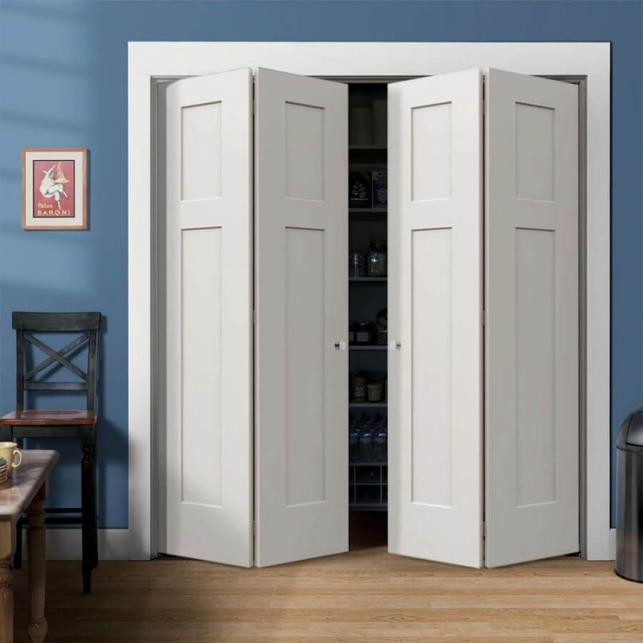 Consider Bi-Fold Doors