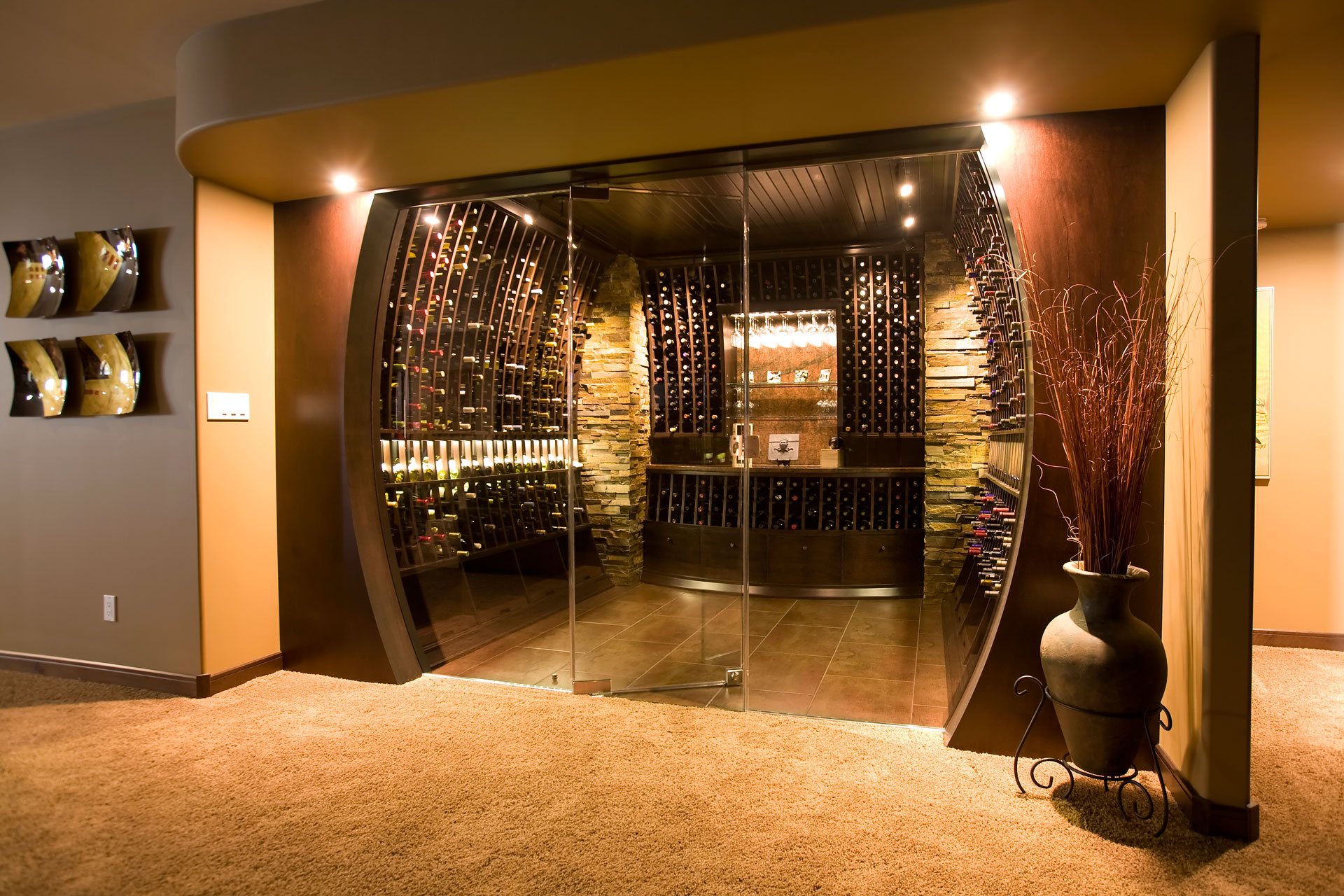 Build Your Own Wine Cellar In Time For Valentine S Day